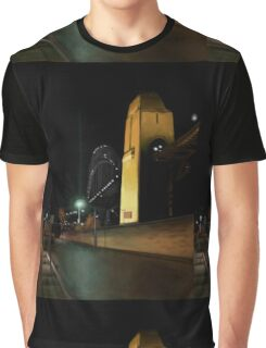 Sydney Midnight Graphic T-Shirt