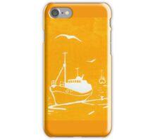 Trawlers - Comrades in Yellow iPhone Case/Skin