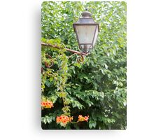 old lamp Metal Print