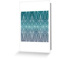 Nordic Combination 31 B Greeting Card