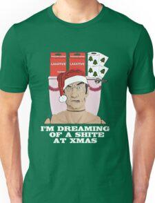 I'm Dreaming of A Shite At Xmas! Unisex T-Shirt