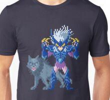 Alioth Epsilon Fenrir - Saint Seya Pixel Art Unisex T-Shirt