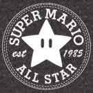 Super Mario Allstar (Converse) by dbizal