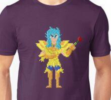 Pisces Aphrodite - Saint Seya Pixel Art Unisex T-Shirt