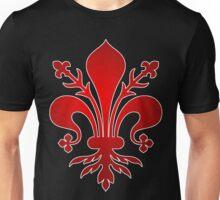Medici family symbol logo in Florence Firenze Unisex T-Shirt