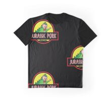 Jurassic Pork Graphic T-Shirt