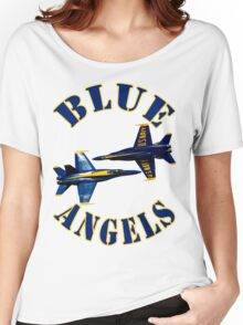 Blue Angels Women's Relaxed Fit T-Shirt