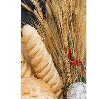 bread basket Photographic Print