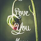 I Love You More by ColeCollection