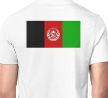 Flag of Afghanistan, AFGANISTAN, Pure & Simple Unisex T-Shirt
