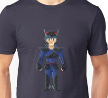 Black Pegasus - Saint Seya Pixel Art Unisex T-Shirt