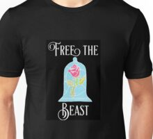 Beauty and the Beast rose Unisex T-Shirt