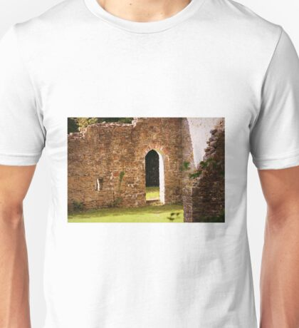 The old Iron works ruins Unisex T-Shirt