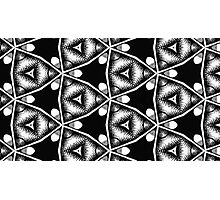 Wobbly Angles Photographic Print