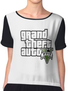 GTA 5 Chiffon Top