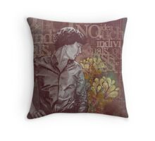 Outside The Stories Throw Pillow