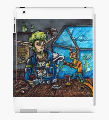 Jak X iPad Case/Skin