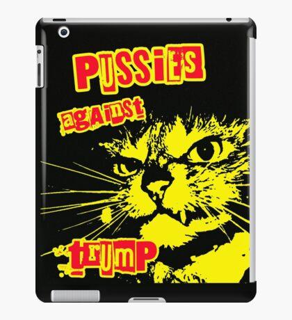 Meow Pussies against Trump iPad Case/Skin