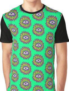 Acid Eyeball Graphic T-Shirt