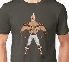 Cassios - Saint Seya Pixel Art Unisex T-Shirt