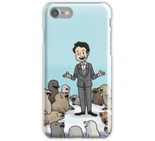 jimmy and seals iPhone Case/Skin