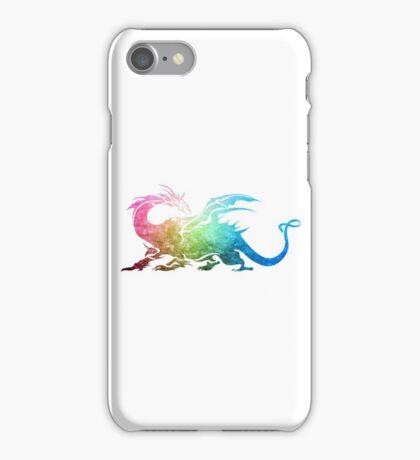 °FINAL FANTASY° Final Fantasy V Rainbow Logo iPhone Case/Skin