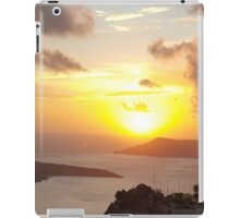 sun set iPad Case/Skin