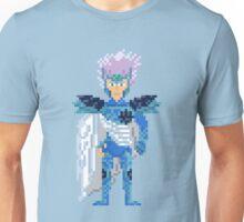 Crystal Saint - Saint Seya Pixel Art Unisex T-Shirt