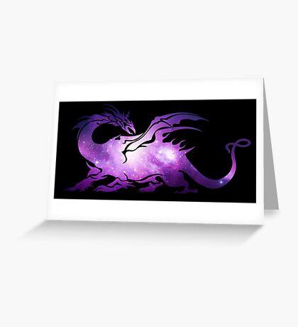 °FINAL FANTASY° Final Fantasy V Space Logo Greeting Card