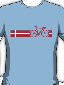 Bike Stripes Danish National Road Race T-Shirt