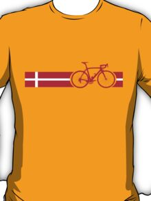 Bike Stripes Danish National Road Race T-Shirt