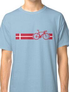 Bike Stripes Danish National Road Race Classic T-Shirt