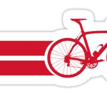Bike Stripes Danish National Road Race Sticker