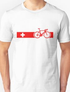 Bike Stripes Switzerland T-Shirt