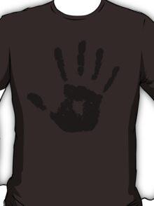 The Elder Scrolls - Dark Brotherhood Symbol (Black) T-Shirt