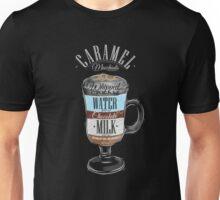 Caramel Macchiato Coffee Unisex T-Shirt
