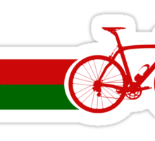Bike Stripes Portugal  Sticker
