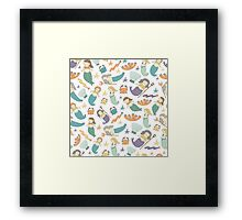 Olaf MacBeth Designs Framed Print