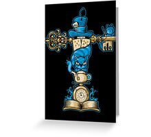 Wonderland Totem Greeting Card
