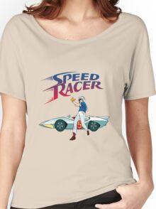 speed racer Women's Relaxed Fit T-Shirt