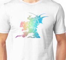 °FINAL FANTASY° Final Fantasy VI Rainbow Logo Unisex T-Shirt