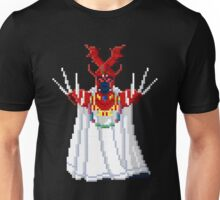 Grand Pope - Saint Seya Pixel Art Unisex T-Shirt