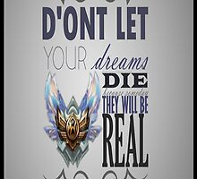 League of Legends - The dream by ITAMarcomerda