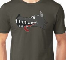 "B-25D 71st BS, 38th BG ""Wolf Head"" Nose Art Unisex T-Shirt"