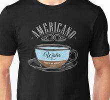 Americano Coffee Unisex T-Shirt
