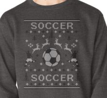 Soccer Soccer Ugly Christmas Sweater  Pullover