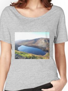 Guinness Lake - Lough Tay Women's Relaxed Fit T-Shirt