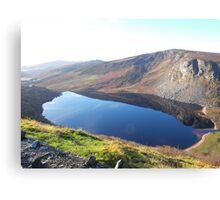 Guinness Lake - Lough Tay Canvas Print