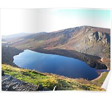Guinness Lake - Lough Tay Poster