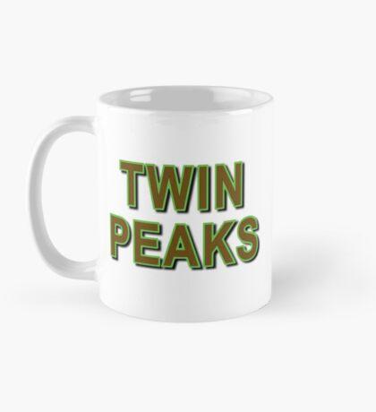TWIN PEAKS Mug